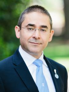 Fouad Abd El Khalick portrait image