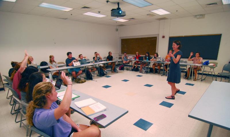 cheryl bolick teaching