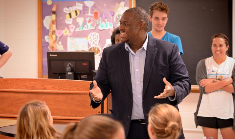 sherick hughes teaching