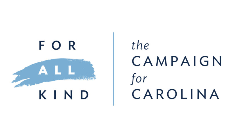 For All Kind: the Campaign for Carolina logo