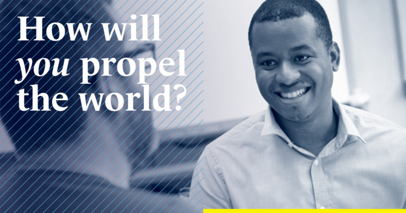 MEITE Online Information Session: How will you propel the world?