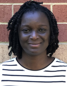 Kanyinsola Charis is a member of the 2019-2020 School Counseling Cohort