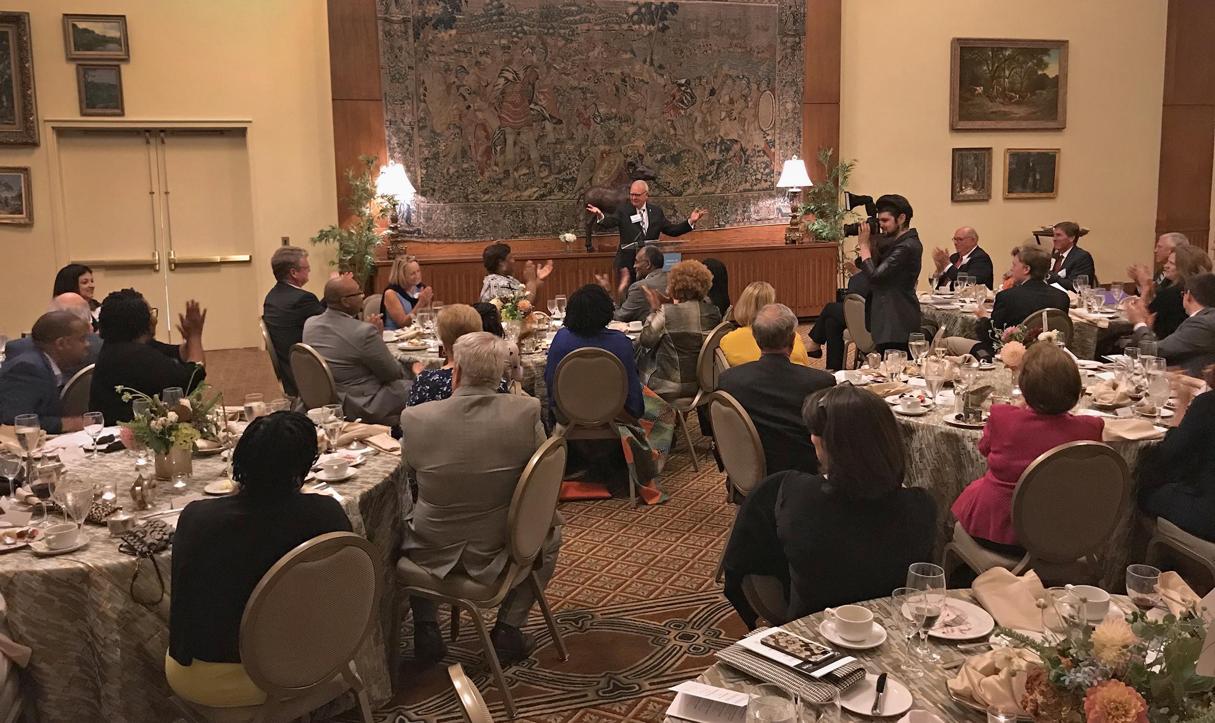2019 Distinguished Alumni Awards Dinner