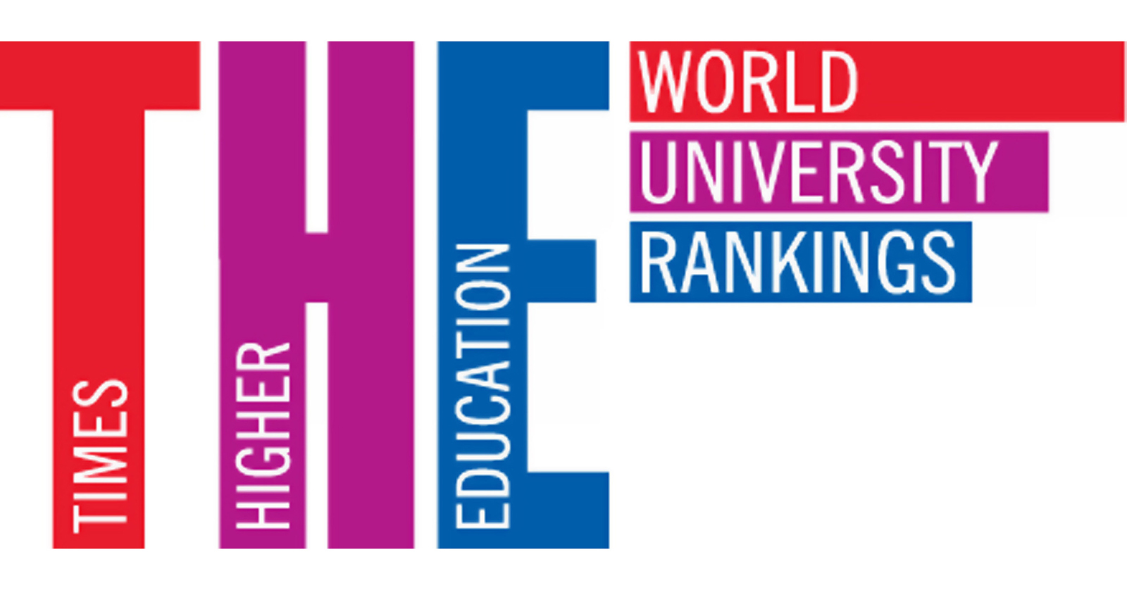 Times Higher Education World University Rankings logo