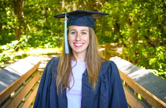 Beth Swiatek, school counseling student