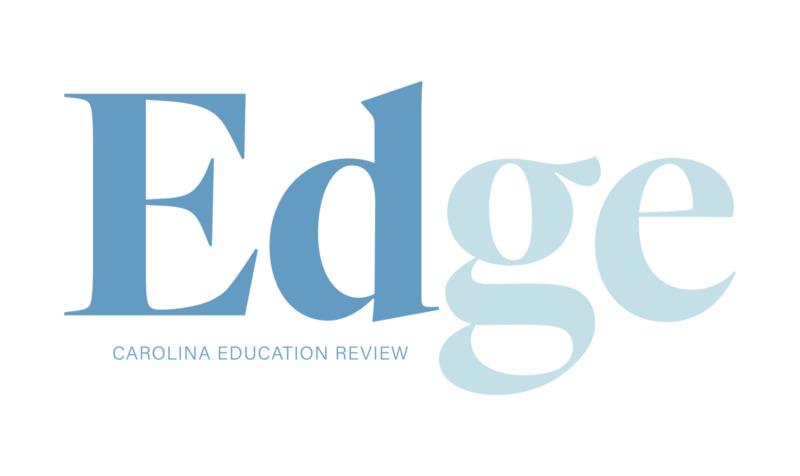 Edge: Carolina Education Review logo