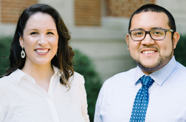 Elaine Townsend Utin and Ricky Hurtado, LatinxEd co-founders and co-directors