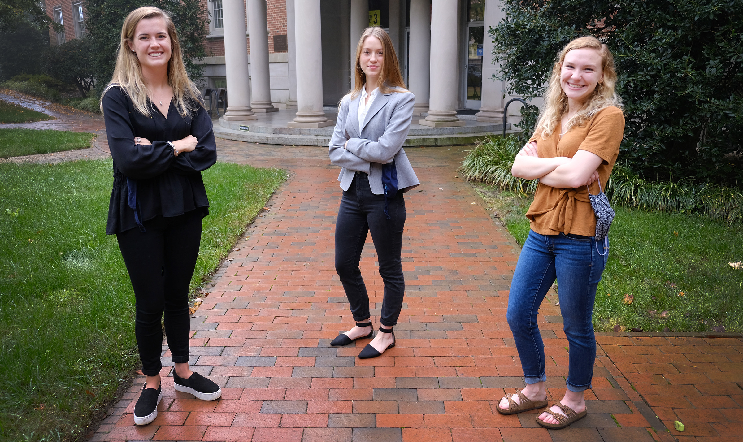Three HDFS students inducted into Phi Beta Kappa