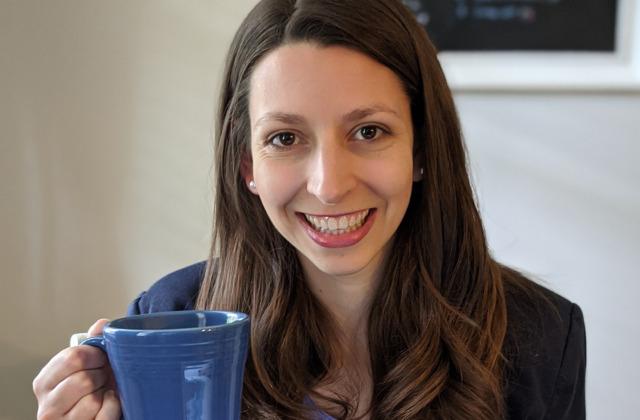 UNC MEITE alumna Sarah Lasseter