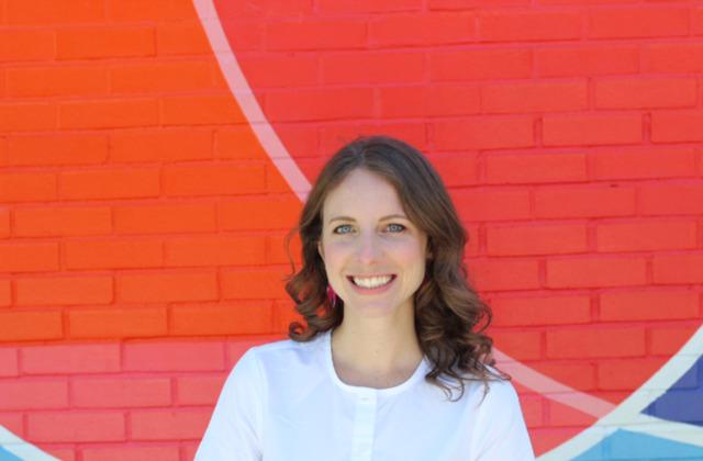MEITE alumna Kelsey Van Dyke