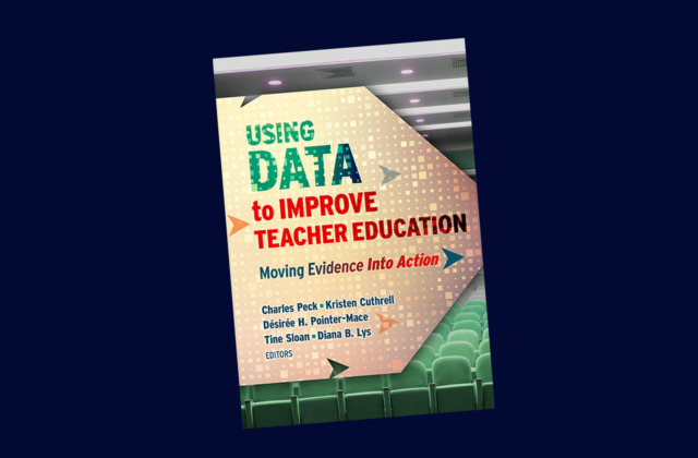 Using Data to Improve Teacher Education