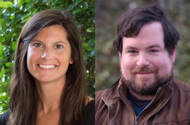 Alexandra Lewis and Michael Berro