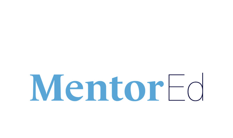 MentorEd logotype