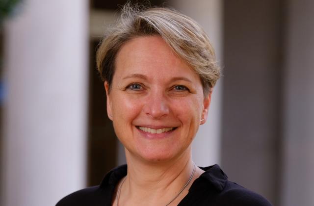 Portrait of Renee de Kruif