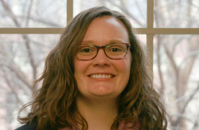 Portrait of Nikki Lobczowski