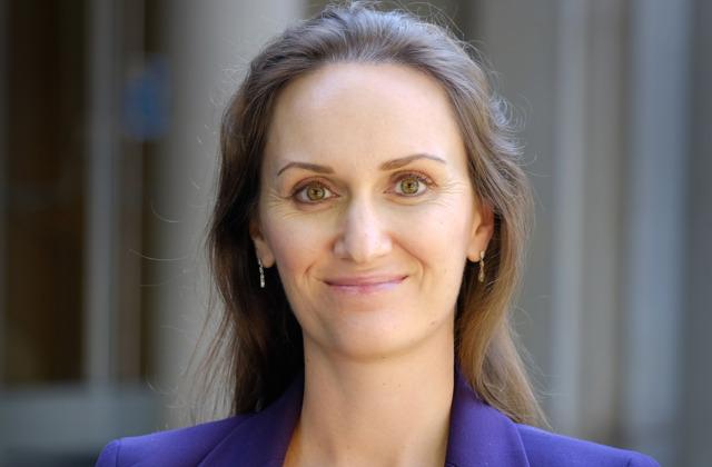 Portrait of Yulia Nikiforov